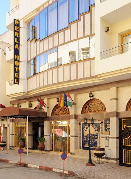 Perla Hotel en Fes