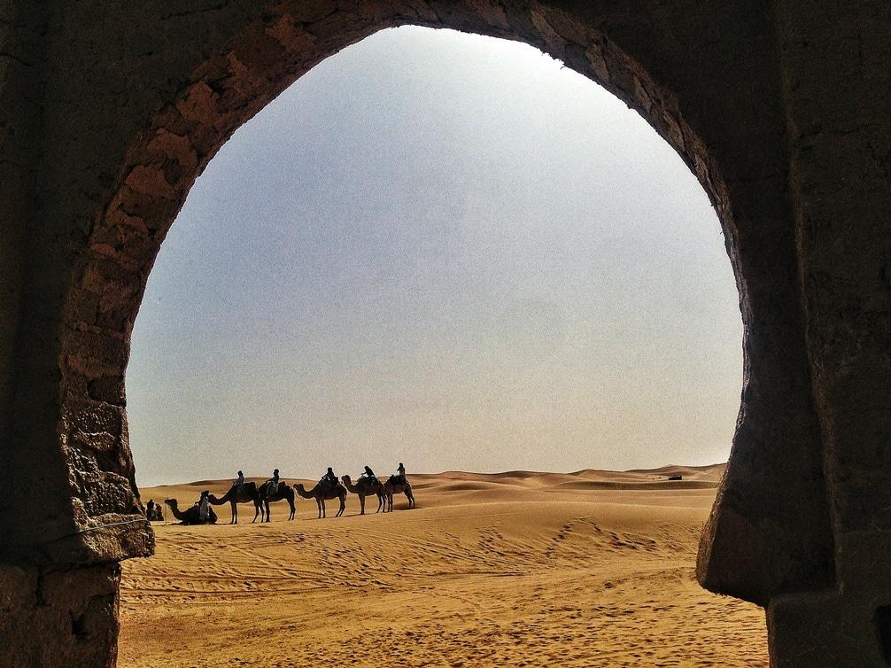 Puerta Del Desierto