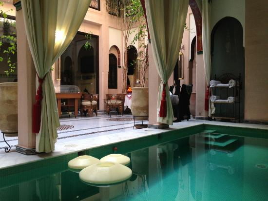 Riad Dar Anika en Marrakesh