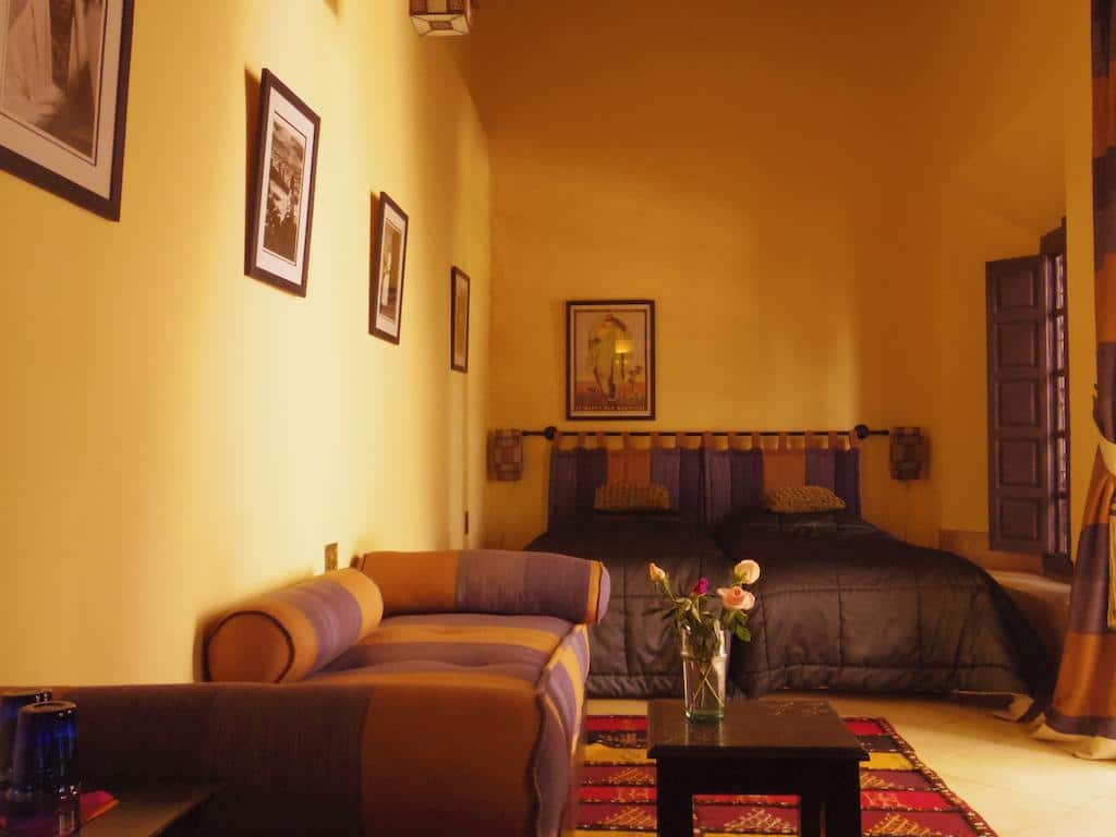 Riad Ennafoura-Tango en Marrakesh