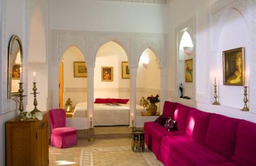 Riad Jnane d'Ô en Marrakesh