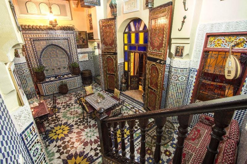 Riad La Source Bleue en Fes