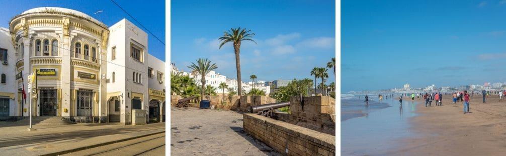 sitios a no perder en Casablanca