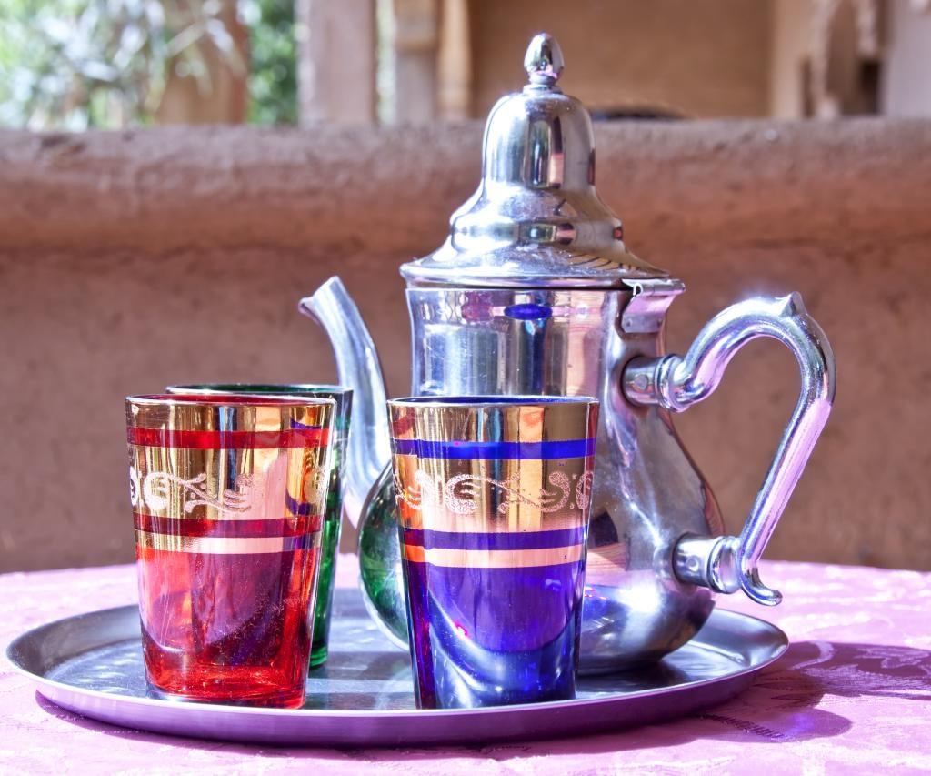 Té De Menta Marroquí