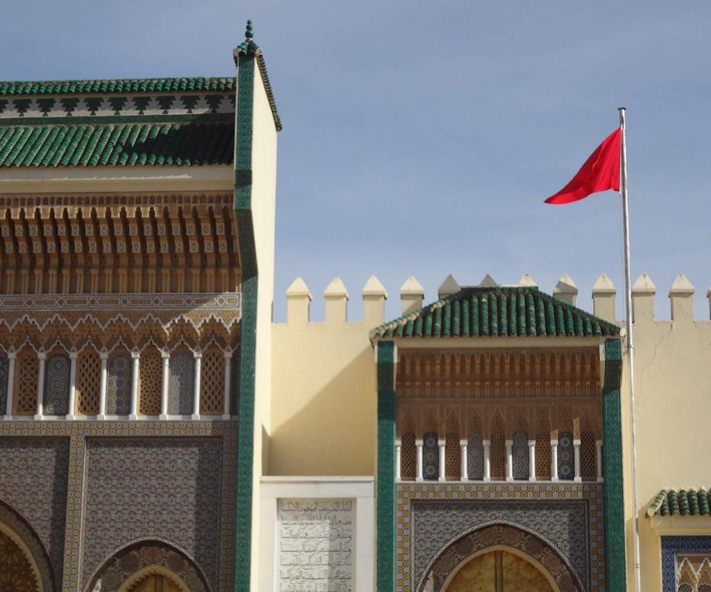 Arquitectura De Las Ciudades Imperiales En Marruecos
